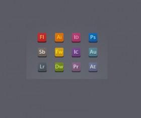 Adobe CS5 Icons