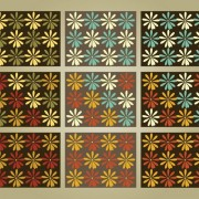 Link toFree flower patterns vector