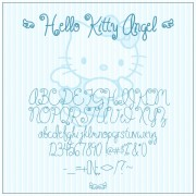 Link toHello_kitty font