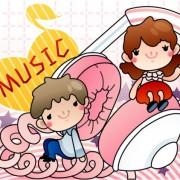 Link toCartoon music illustration vetcor 05