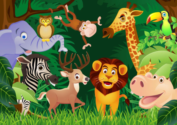 Posted in vector animal vector cartoon