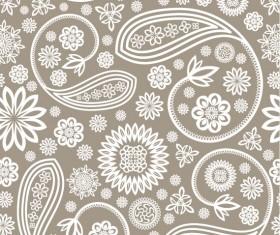 Ham Decorative pattern 01 vetcor