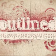 Link toDecadent style font