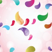 Link toColorful shapes vector