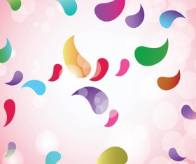 Colorful Shapes vector