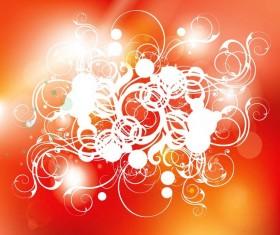 Swirls Composition Vector