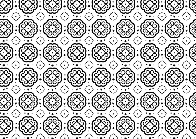 Decorative Vector Pattern free download