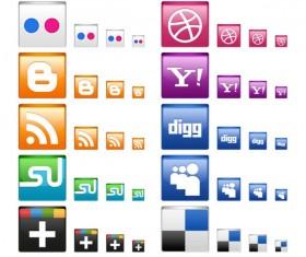Fine Icon Design set