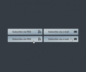 free psd Web Button Design 01
