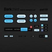 Link toFree psd web button design 02