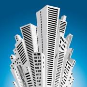 Link toBusiness buildings design vector 02