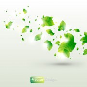 Link toHalation leaf background 02 vector