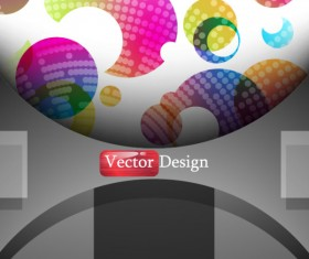 Free vector Ring background Design 03