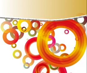 Free vector Ring background Design 04
