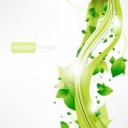 Link toHalation leaf background 03 vector