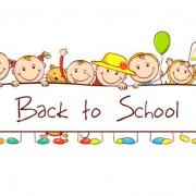 Link toFree vector cartoon primary school students illustration 03