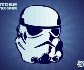 free vector Stormtrooper