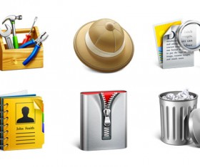 Creative Mac Icons