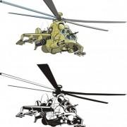 Link toCombat helicopters doe vector