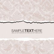 Link toDecorative pattern wallpaper background vector 03