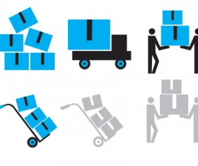 Moving and Packing Icons