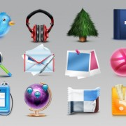 Link toDetailed social media icons