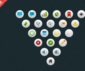 Simple web Icons GIF