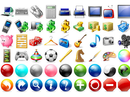 PNG free Icons Collection