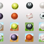 Link toSport ball icons