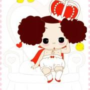Link toFree cute cartoon doll vector 01