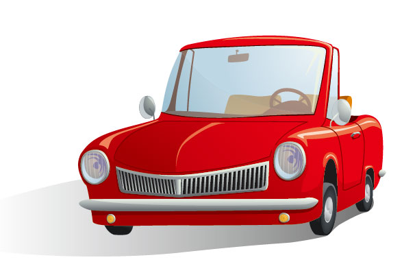 Cute Cartoon Car 03 Free Vector Over Millions Vectors Stock