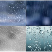 Link toWater droplets background vector 02