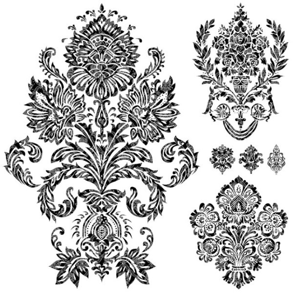 ... pattern free vector 02 - Vector Floral, Vector Pattern free download