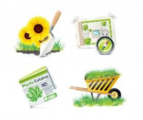 Garden Tool free vector 01