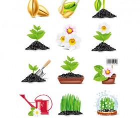 Garden Tool free vector 03