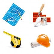 Link toSet vector architectural tools