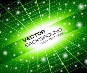 Brilliant Luminous background free vector 03