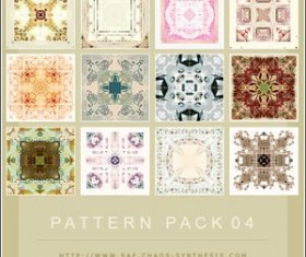 Pattern Pack 04