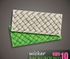 free vector Weave background 05