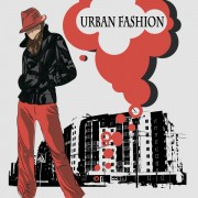 Link toFashion people illustration free vector 01