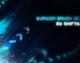 Evasion Brush Set