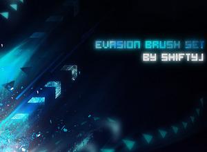 Evasion Brush Set