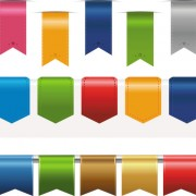 Link toColorful label stickers free vector 02