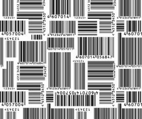 Barcode design Elements vector set 05