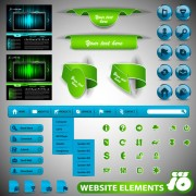 Link toWeb design elements collection vector 02