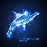Link toTransparent dolphin vector illustration 02