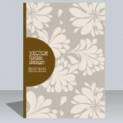 Link toFolder design vector floral background 02