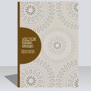 Link toFolder design vector floral background 06