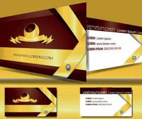 Stylish Creative cards free vector 02