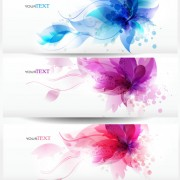 Link toAbstract stylish vector banner 02